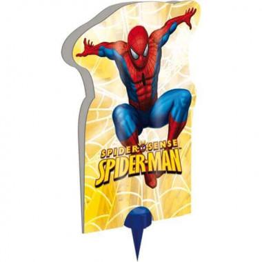 Spider-Man taarten fontein