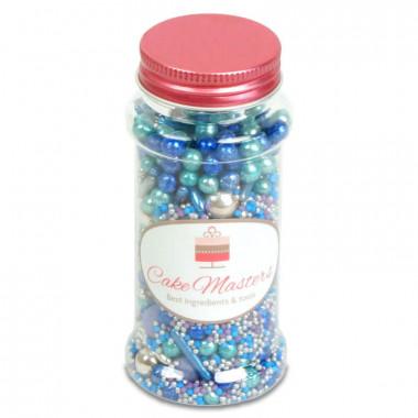 Suiker Sprinkles oceaan 100g