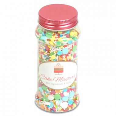 Verjaardag Suiker Sprinkles - 80g