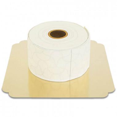 Toiletpapiertaart – dubbele hoogte