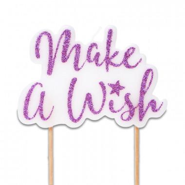 Taartenkaars, Make a wish roze