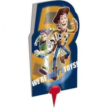 Toy Story taarten fontein
