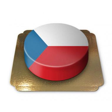 Tsjechië-taart