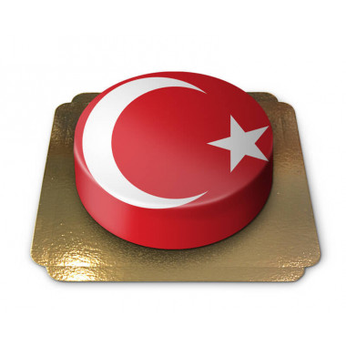 Turkije-taart