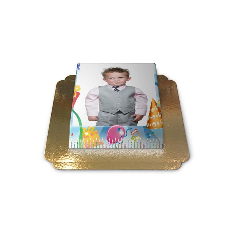 Fototaart S - 20 x 14 cm