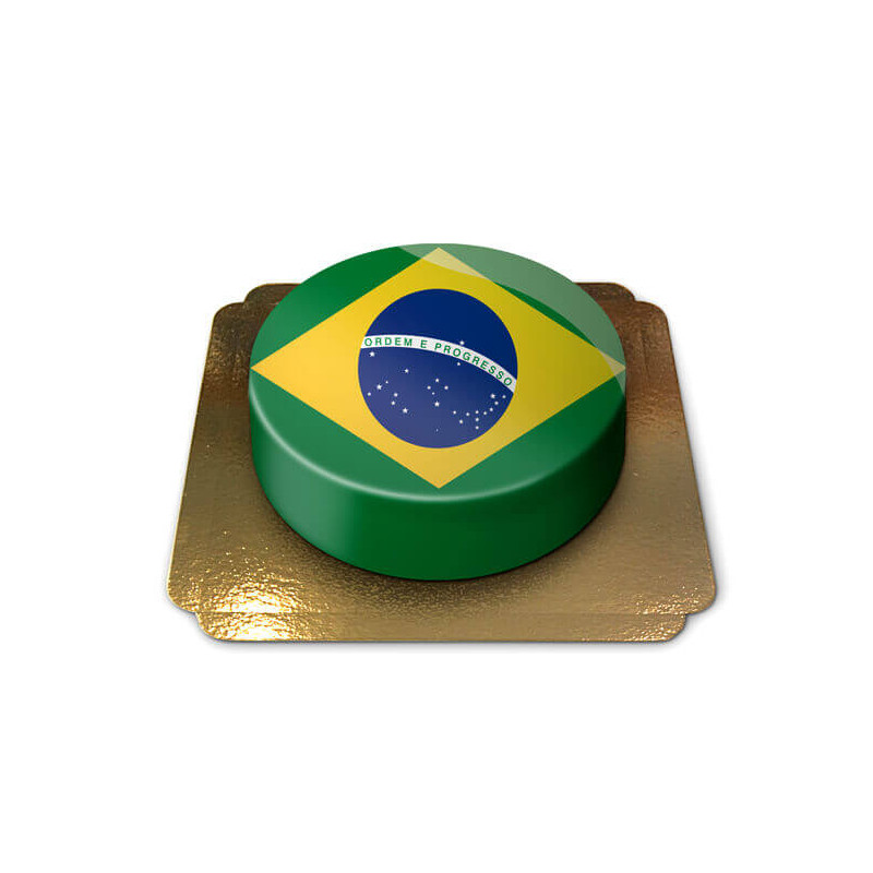 Brazilië-taart