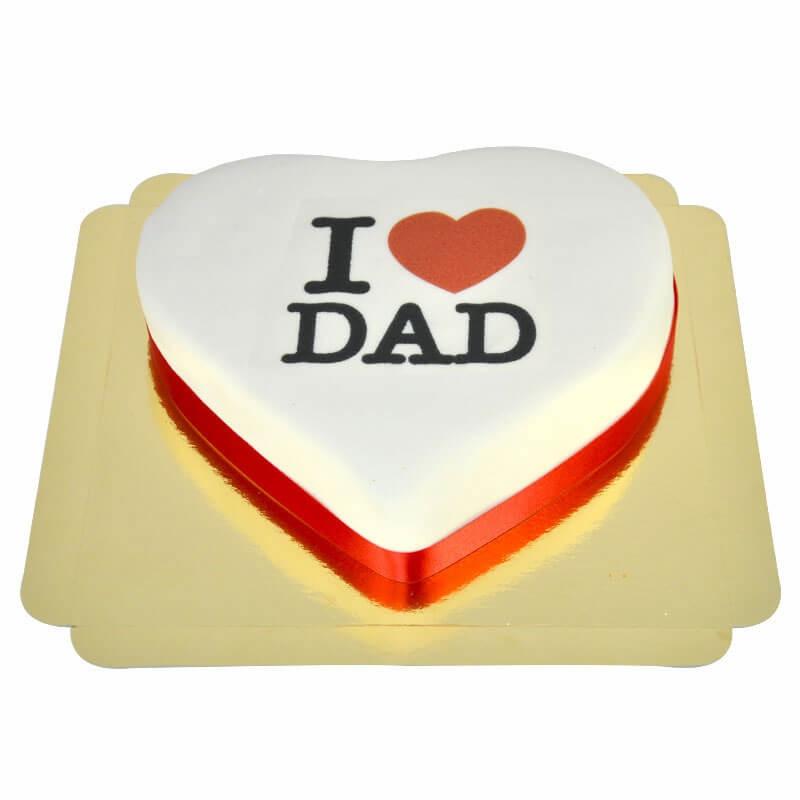 Tort I ♥ Dad
