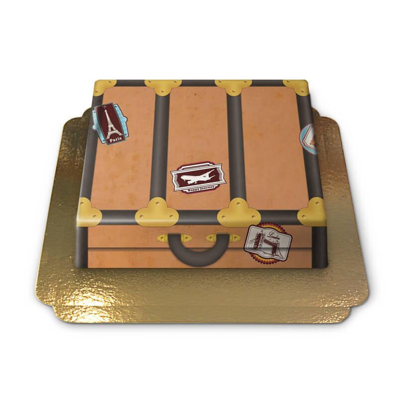 Goede reis taart