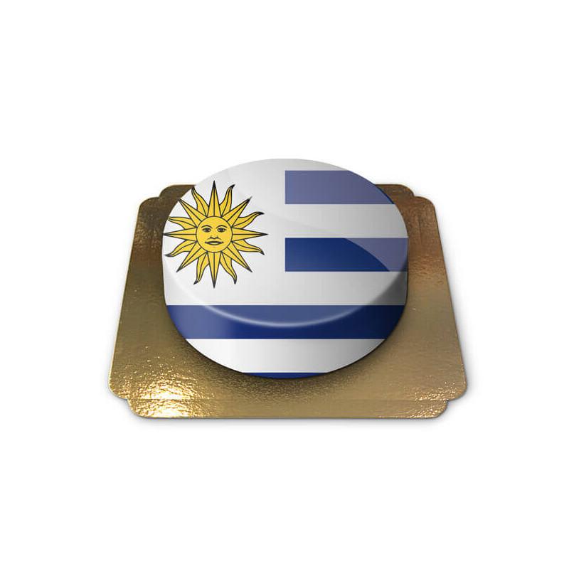 Uruguay-taart