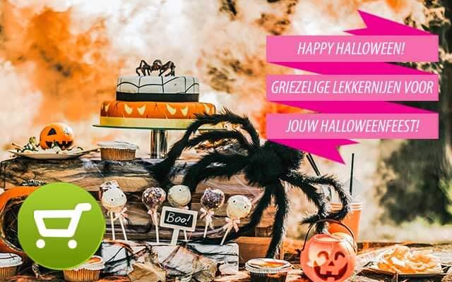 Taarten voor Halloween