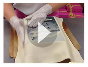Video: Zelf maken: Rechthoekige taart