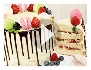 Van Naked-Cake naar Drip-Cake!
