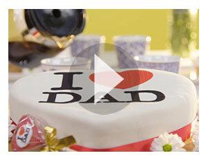 Heerlijke taarten voor Vaderdag